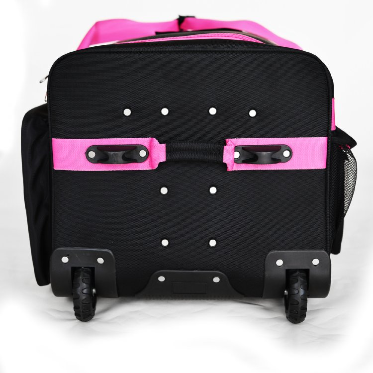 The Closet Trolley Rolling Duffel Bag Dance Bag With Clothes Rack